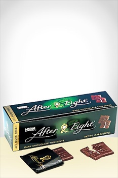 Flores a  After Eight - Chocolates